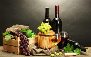 Винограды Chardonnay