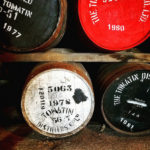 Βαρέλια από sherry. [Sherry casks.]