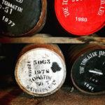 Tønder af sherry. [Sherry fade.]