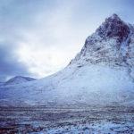 Regije Na Škotskem. Višavju. Cairngorms.
