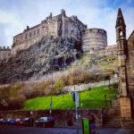Die Region Der Lowlands. Die Stadt Edinburgh. [Edinburgh].