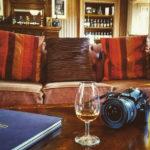 La tourbe de whisky.