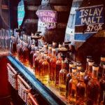Miten tallentaa viskiä?